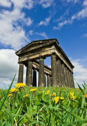 image of ruins