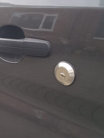 Van Slam Lock Fitted Newcastle