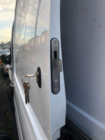 Locks4vans hook lock